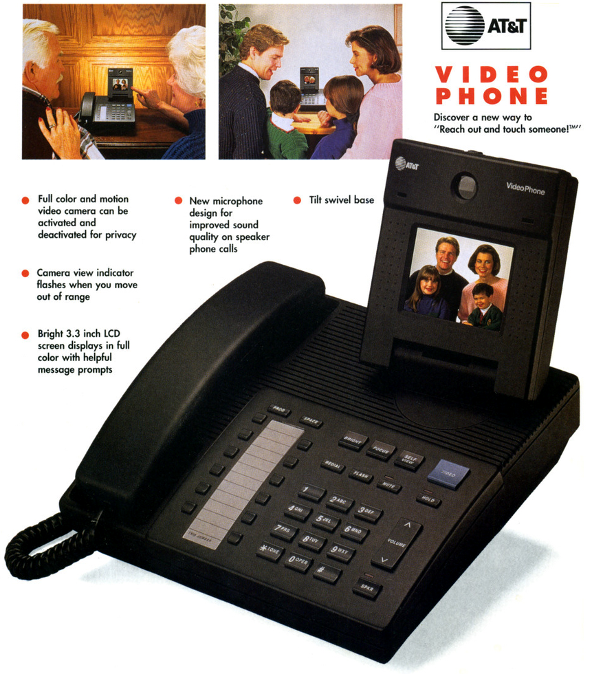 A Short History of Video Conferencing